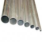 Aluminium recht 1 mtr