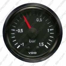 VDO Turbo Druk -1 tot 1.5 Bar