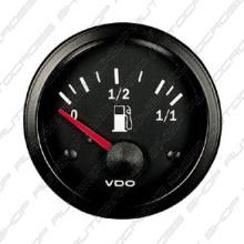 VDO Benzine Meter Hevelvlotter