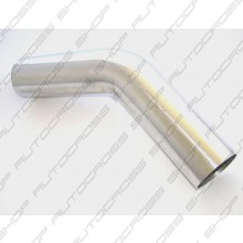 Alloy 45 degree Bend-76