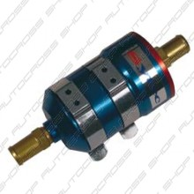 Bullet Fuel filter In/Out: JIC 6