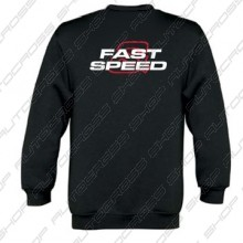 Sweatshirt Fast & Speed