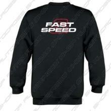 Sweatshirt Fast & Speed