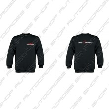 Sweatshirt Fast & Speed model 2