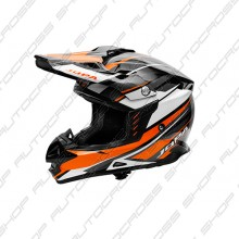 Jopa Helmet Locust II Sliced Orange