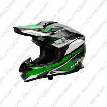 Jopa Helmet Locust II Sliced Green