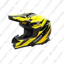 Jopa Helmet Locust II Scrum Yellow-Black