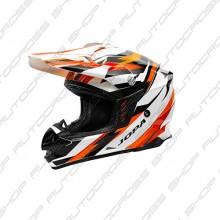 Jopa Helmet Locust II Scrum Black-Orange