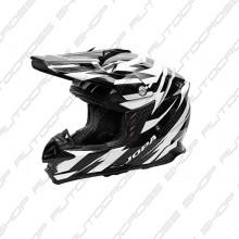 Jopa Helmet Locust II Black-White