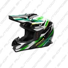 Jopa Helmet Locust II Scrum Black-Green