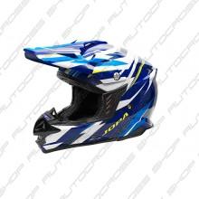 Jopa Helmet Locust II Scrum Blue-Yellow
