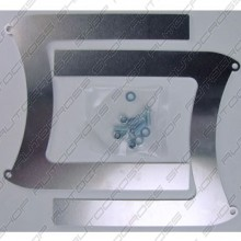 High Power Alu Uni Fan Bracket-9 Inch (225mm)