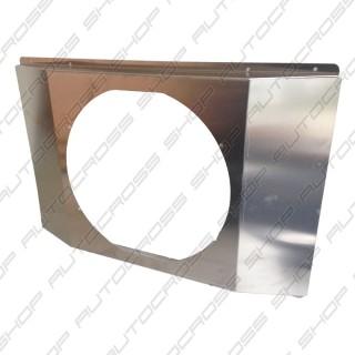 Koelerkap Aluminium