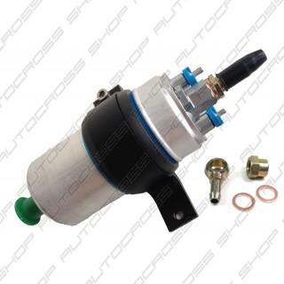 Kraftstoffpumpe Benzinpumpe Universal mit Halterung 6 bar 220/l 0580254910