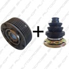 CV Joint, 108mm Extra Light with Sleeve